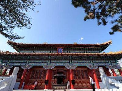 Rehe Confucian Temple (Southwest Gate)