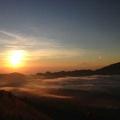 마운트 바뚜르 여행 사진