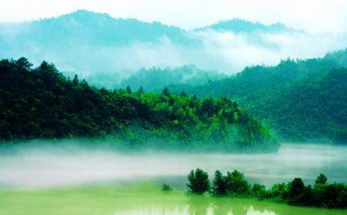 Jiulongshan National Forest Park