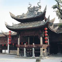 성저우 성황묘 여행 사진
