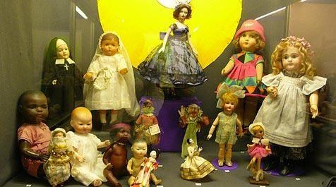 巴黎玩偶博物館