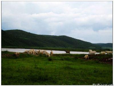 Shankou Lake (West Gate)