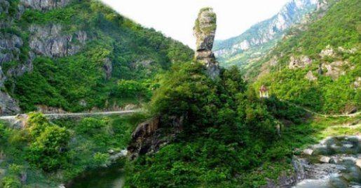 績溪小九華風景區