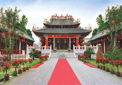 Deqing Palace