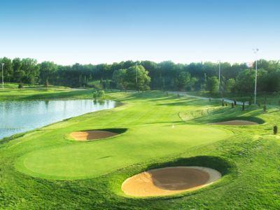 Beijing Lvzhou Fengying Golf Club