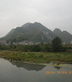 秀山游记图文-2014国庆带棠宝游湘西州边城茶峒、洪安、里耶、吉首