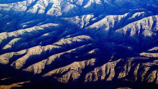 西鄂爾多斯國家級自然保護區