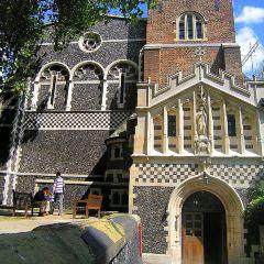 세인트 바르톨로메오 수도원 여행 사진