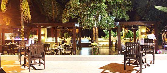 Pres Pool Bar (Pullman Oceanview Sanya Bay Resort & Spa Hotel)