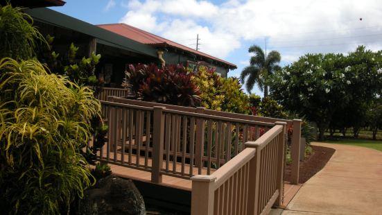 Kauai咖啡園