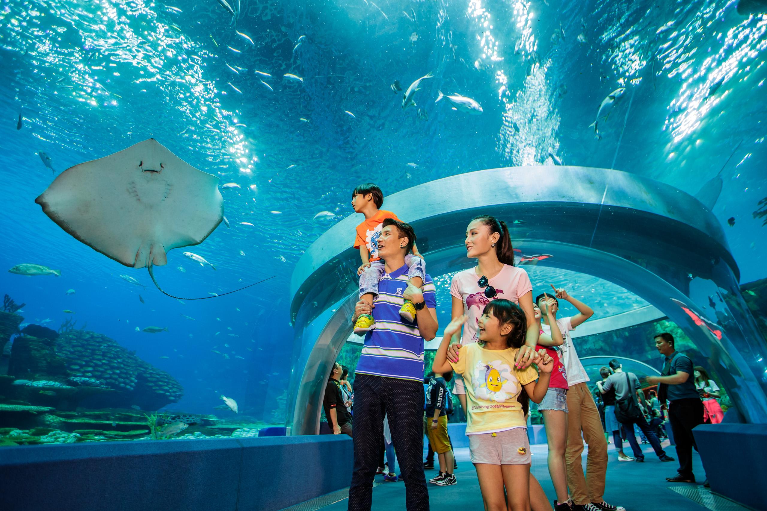 珠海橫琴·長隆國際海洋度假區