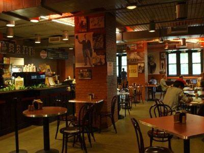 Avirate咖啡館