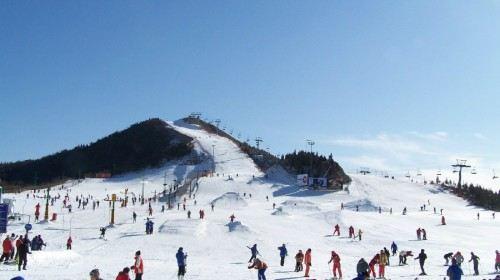 同泉滑雪場