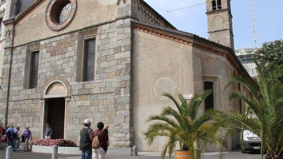 聖瑪利亞天使教堂