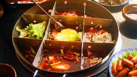 杭州西子湖四季酒店WL Bistro西湖餐廳