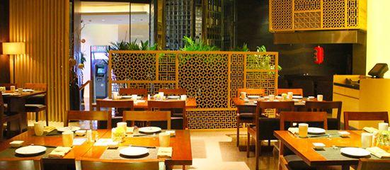 He Ri Can Ting (WanDa WenHua Hotel)