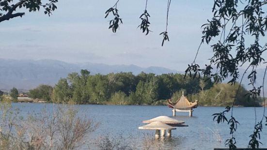 阿葦灘湖旅遊區
