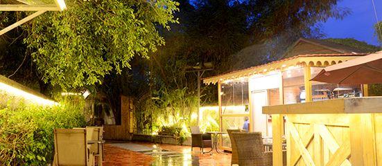 Qi Wei Qi Hao Garden Restaurant