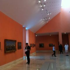 티센보르네미서 미술관 여행 사진