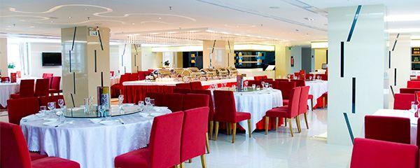 友和雅商大酒店中餐廳