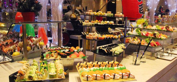 The Eatery Western Restaurant (Four Points by Sheraton Guangzhou)1