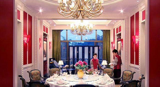Yang Zi Dao Bai Lin Restaurant Teahouse3