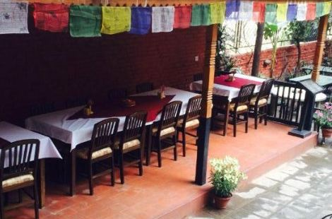 Hotel Florid Nepal Garden Restaurant