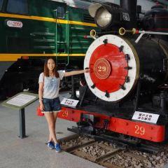 윈난 철도박물관 여행 사진