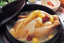 延吉美食图片-参鸡汤