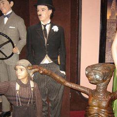 밀랍인형 박물관 여행 사진