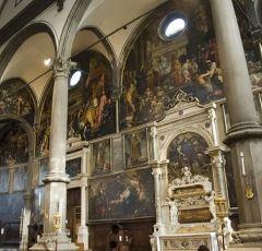 산 자카리아 성당 여행 사진