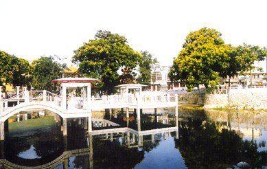 劍平池公園