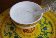 拉萨美食图片-酸奶