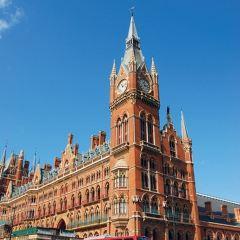 St. Pancras International Train Station User Photo