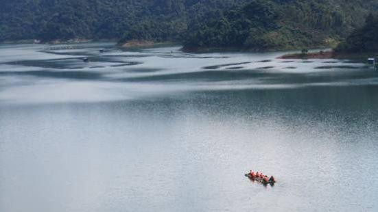 別山湖遊船