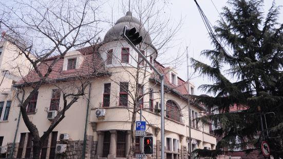 侯爵飯店舊址