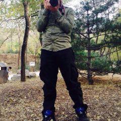 바이왕산 삼림공원 여행 사진