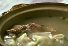 嘉兴美食图片-馄饨老鸭煲
