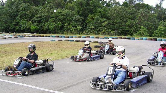 Bintan Usahatama Go-Kart Track