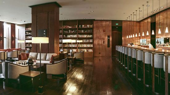 Lancome Boutique Hotel Book Bar