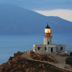 Lighthouse Armenistis User Photo