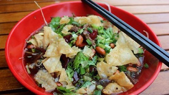 老海南黎家特色風味小吃(六盤路店)