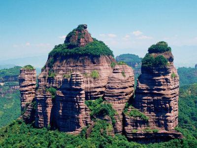 資源丹霞國家地質公園