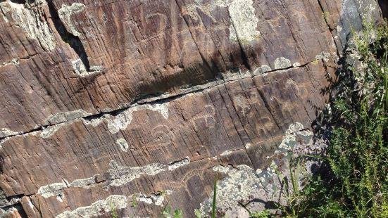 吐魯克岩畫