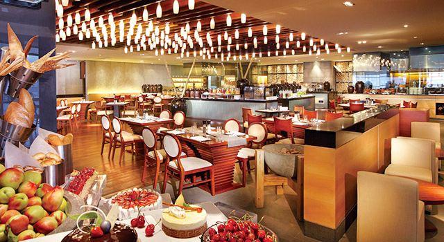 海爾洲際酒店品香苑自助餐廳3