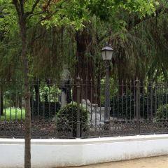 마리아 루이사 공원 여행 사진