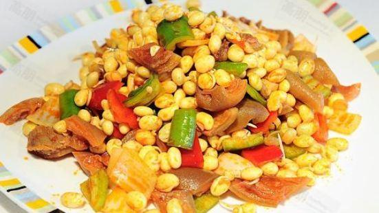 NiuRou Zhuan Zhong Shi Steak Fast Food Lian Suo ( Zhang Bai )