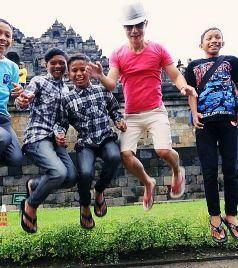 爪哇岛游记图文-神奇爪哇,婆罗,火山,海岛,一个都不能少