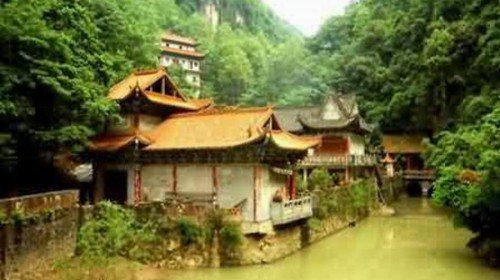 Xiaonanhai Scenic Area