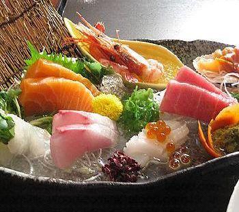 禪八種日本料理